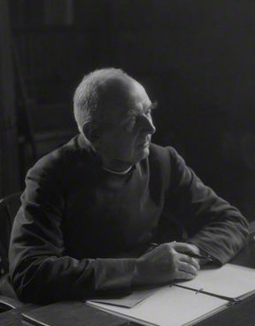 B_J_Kidd,_Warden_of_Keble_College,_Oxford_1928
