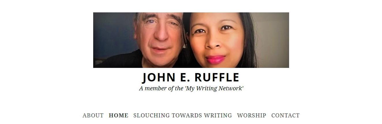 John Writing Blog banner