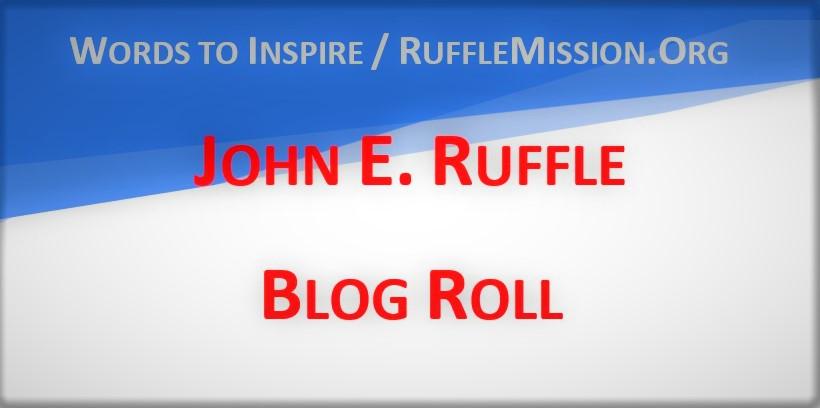 J E. Ruffle Blog